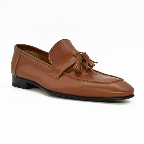 Damiano Shoe // Tan (Euro: 39)
