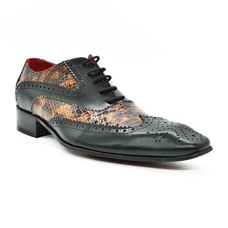 Renz Shoe // Black (Euro: 39)