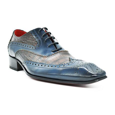 Leo Shoe // Dark Blue (Euro: 39)
