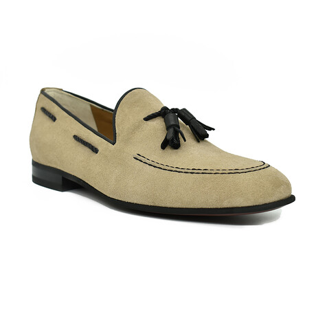 Domani Shoe // Beige (Euro: 39)