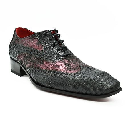 Nevio Shoe // Black (Euro: 39)