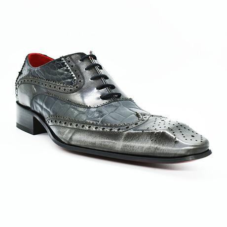 Maurillo Shoe // Gray (Euro: 39)