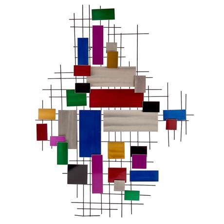 Abstract Escape // Multicolor