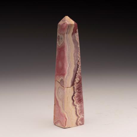 Rhodochrosite Obelisk // Ver. 1