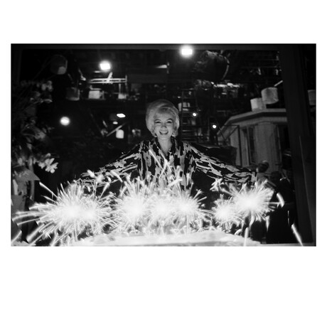 """Marilyn Monroe // Limited Edition Signed Print IV (30""""H x 40""""W)"""