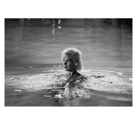 """Marilyn Monroe // Limited Edition Signed Print V (30""""H x 40""""W)"""
