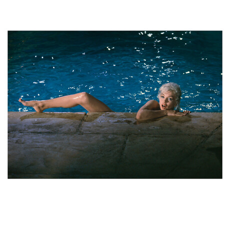 """Marilyn Monroe // Limited Edition Signed Print X (30""""H x 40""""W)"""