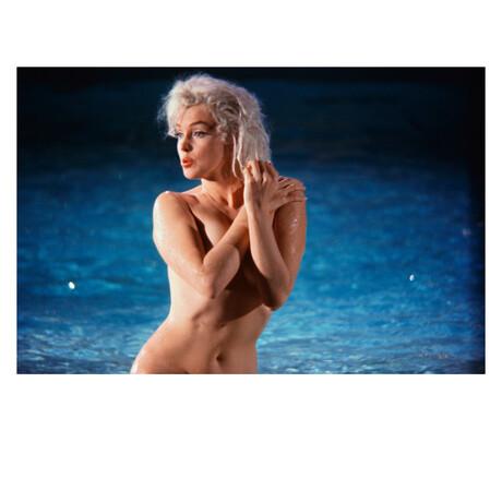 "Marilyn Monroe // Limited Edition Signed Print VI (30""H x 40""W)"
