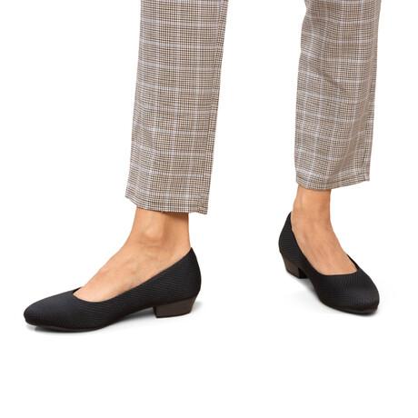Women's Dressy Heels Shoes // Black (Women's US Size 5)