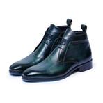 Chukka Boots // Green (US: 9)