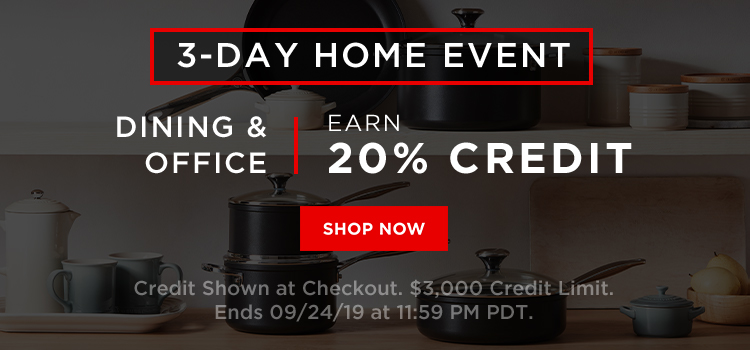 Home Event - Office + Dining (Web Banner)