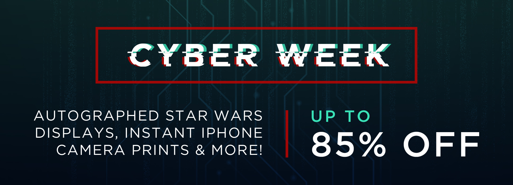 Cyber Week Day 3 (Web Banner)