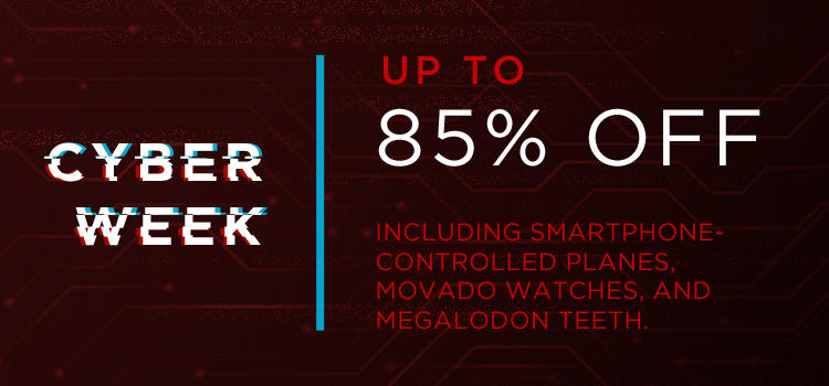 Cyber Week Day 4 (Web Banner)
