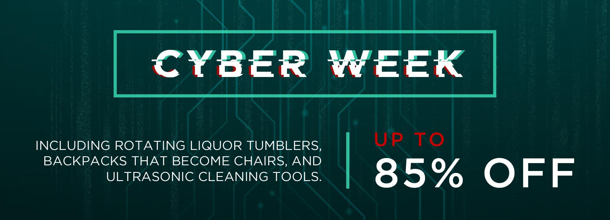 Cyber Week Day 5 (Web Banner)