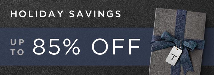 Holiday Savings Messaging (Web Banner)