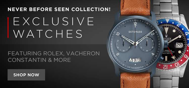 New to Tomo Watches (Web Banners)