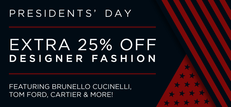 Luxe Fashion 25% Discount (Banners)