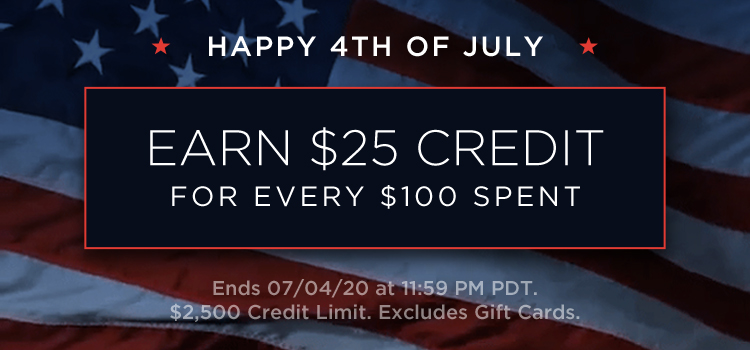 July 4th Sitewide (Banners)