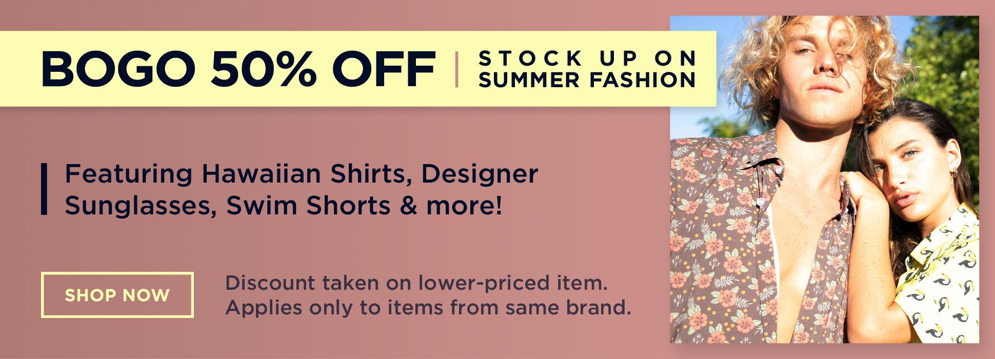 Summer Fashion BOGO (Banners)