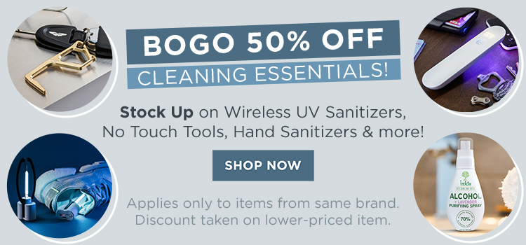 Cleaning Essentials BOGO (Banners)