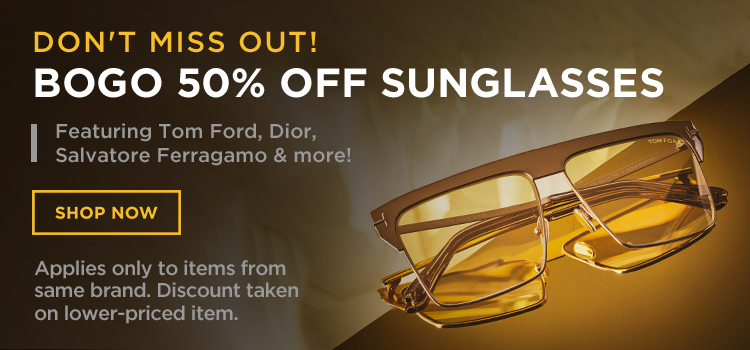 Sunglasses BOGO Final Call (Banners)