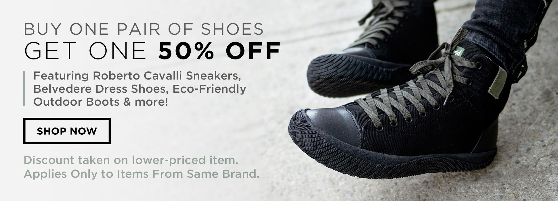 Footwear BOGO (Banners)