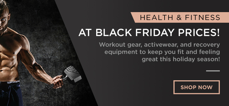 Black Friday Fitness Deals (Banners)