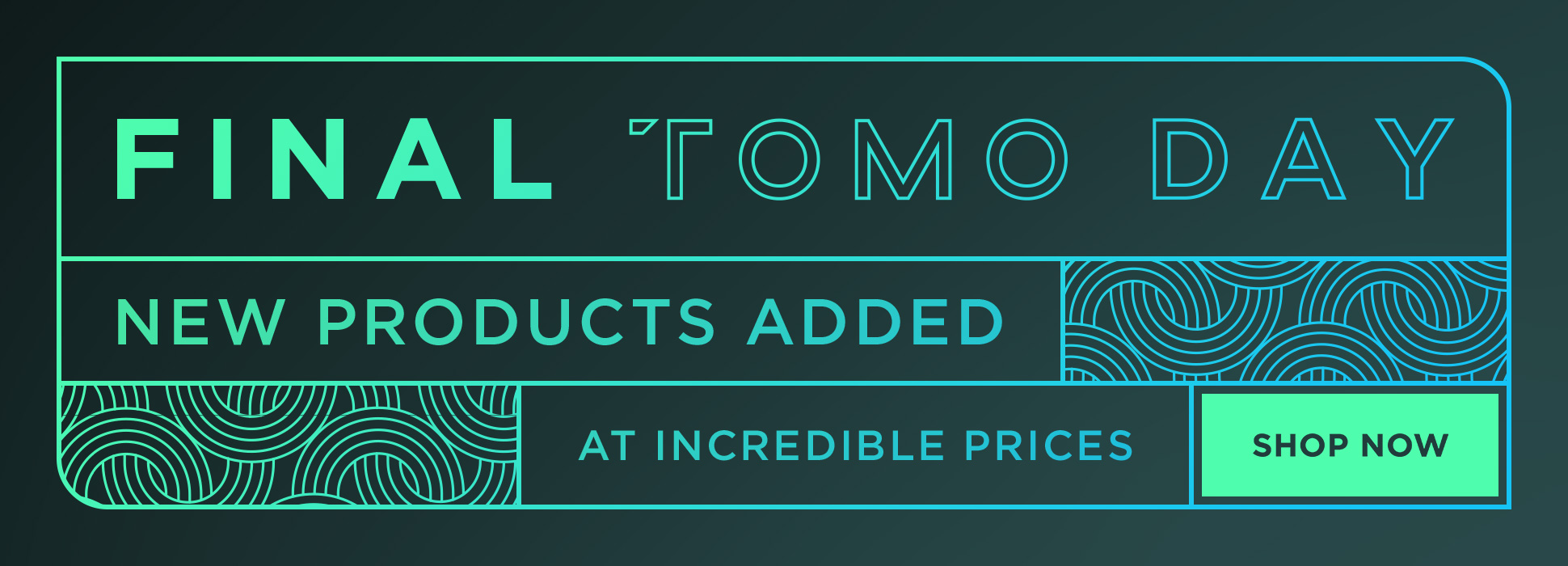TOMO Day Deals Day 2 (banners)