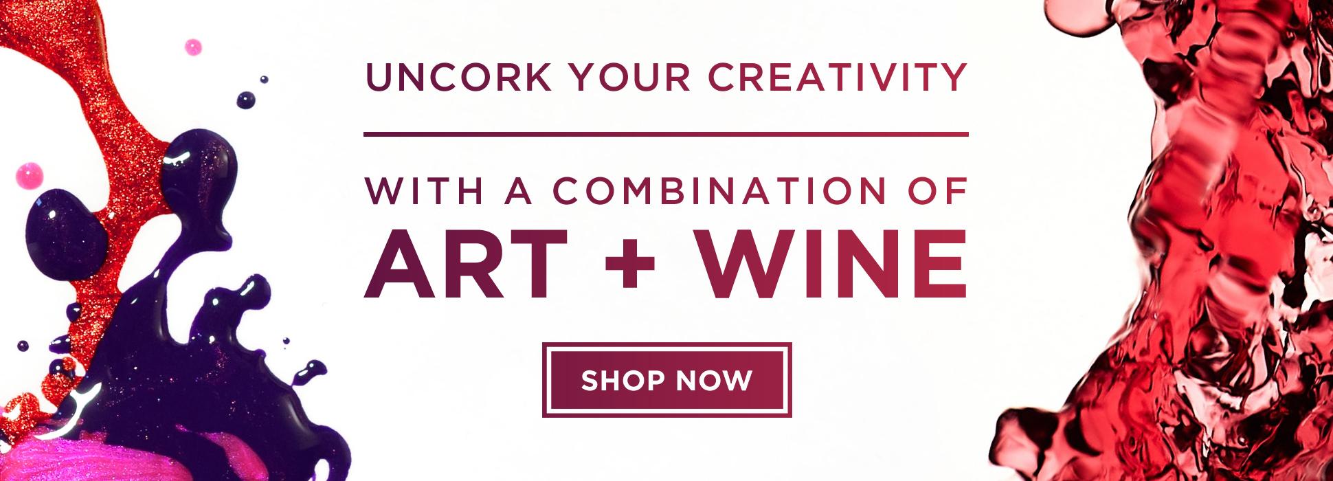 Art & Wine (banners)