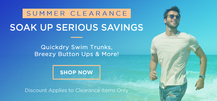 Summer Clearance (Banners)