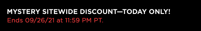 Mystery Discount (banner)