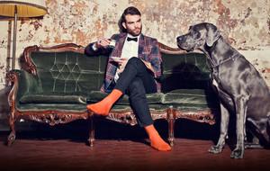 bieten viel attraktive Designs tolle Passform Jungfeld Socks - Sock Yourself Out - Touch of Modern