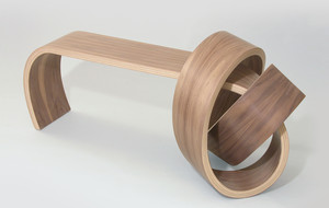Kino Guerin. Impossible Wooden Furniture