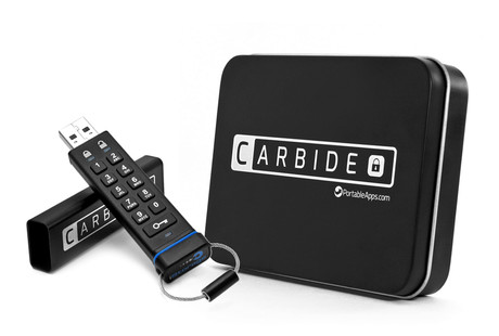 Carbide USB Drive