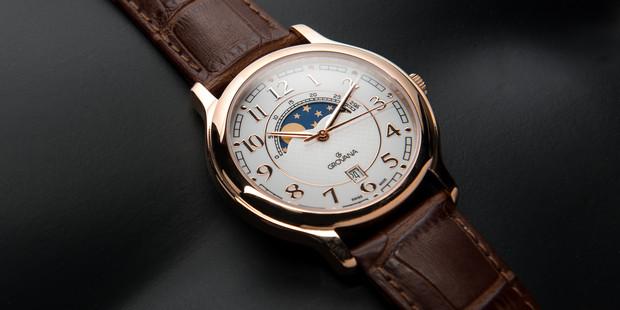 Grovana Watch