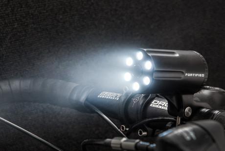 Fortified Bike Lights