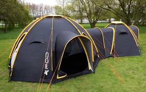 POD Tents & POD Tents - Connectable Tents - Touch of Modern