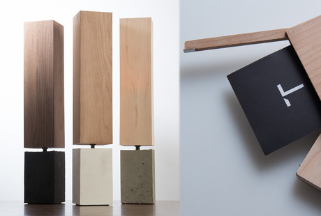 Wood & Concrete Housewares
