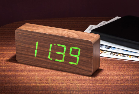 Innovative LED Alarm Clocks