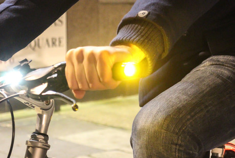 Clever Bicycle Turn Signals