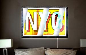 Pop Art LED Canvases