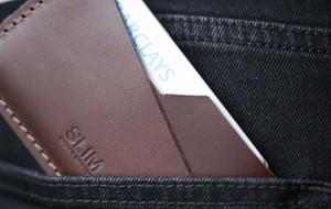 Ultra-Slim Wallets