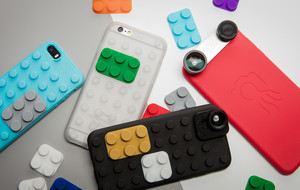 Modular iPhone Camera Lenses and Cases