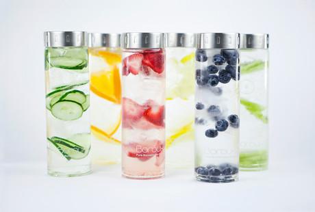 Pure Borosilicate Water Bottle
