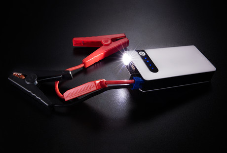 The Car Jump Starter + Mobile Charger