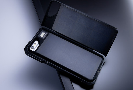 iPhone Solar Battery Case