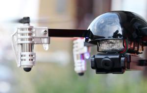 The Mini Drone + Camera