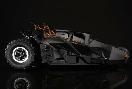 The Collectible RC Batman Tumbler