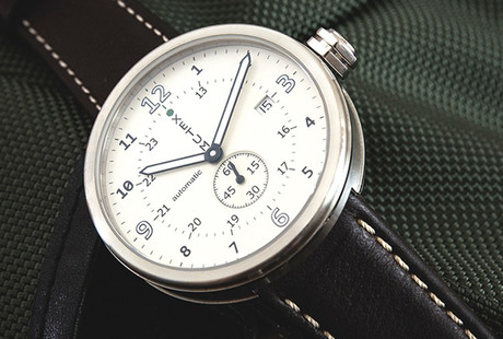 Swiss Timekeeping From San Francisco