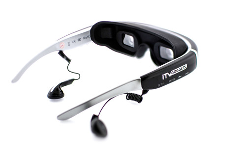 Personal Video Glasses